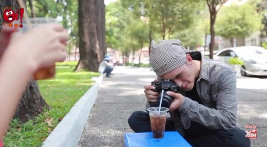 Khi người yêu là Photographer