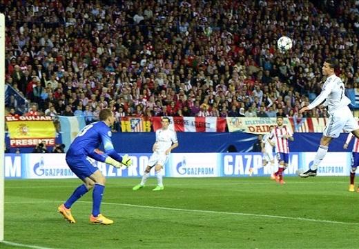Real vẫn bất lực trước Atletico, Ronaldo mất hút