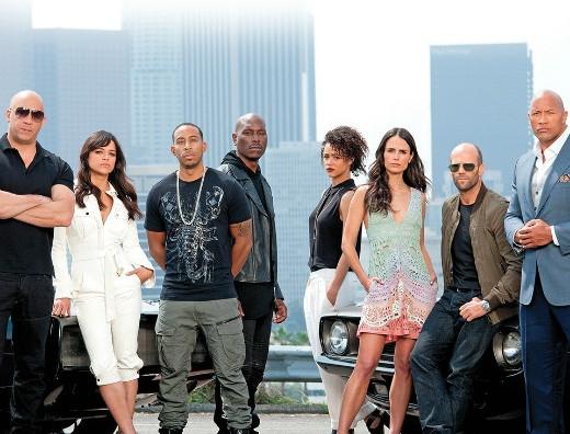 Fast & Furious 7 - Hơn cả một bộ phim