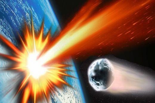 Những thời điểm Trái Đất bị đe dọa bởi thiên thạch trong tương lai