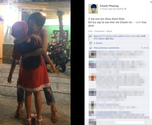 Những bà mẹ giữ kín mít việc sinh con trong showbiz Việt - Tin sao Viet - Tin tuc sao Viet - Scandal sao Viet - Tin tuc cua Sao - Tin cua Sao