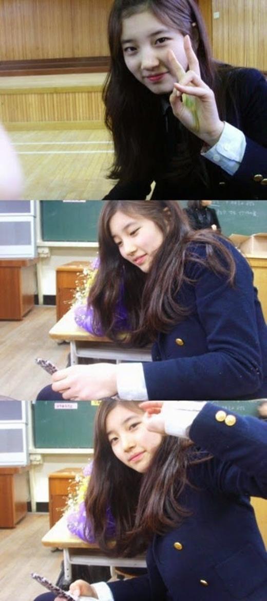 Tình đầu quốc dân Suzy: Là hình ảnh trung tâm trong nhóm nhạc Miss A trực thuộc công ty JYP. Bên cạnh lĩnh vực âm nhạc, Suzy còn lấn sân sang lĩnh vực phim ảnh và nhận được nhiều lời khen ngợi từ giới chuyên môn. Hiện nay, Suzy đang là gương mặt hot nhất trong lĩnh vực quảng cáo tại Hàn Quốc.