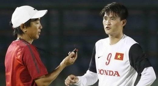 HLV Miura đã sẵn sàng gạch tên Công Vinh khỏi ĐTQG Việt Nam?