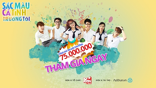 Muôn màu với hình kỷ yếu của học sinh, sinh viên Việt