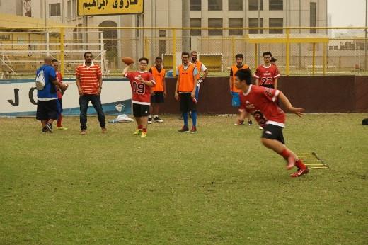 Flag Football cực lạ và chất gia nhập giới trẻ Việt Nam