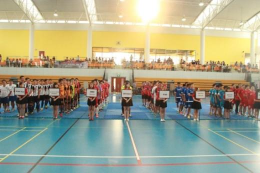 Giải đấu có sự tham gia của 8 đội bóng futsal bao gồm đội nhân viên RMIT, Yến Sào Cần Giờ, Sea Collection, Sport Plus và PAN FC , ĐH Nguyễn Tất Thành và ĐH Hoa Sen và đội chủ nhà RMIT Việt Nam