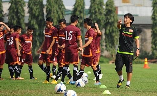 Công bố lịch thi đấu SEA Games: Thuận lợi cho U23 Việt Nam