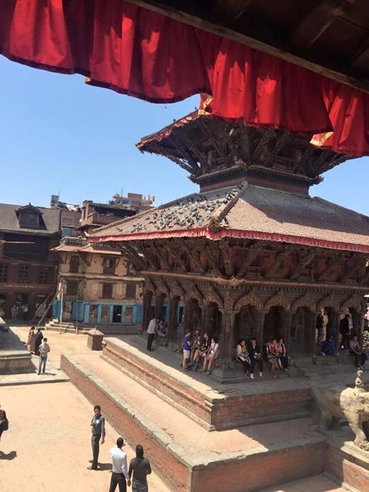 Hình ảnh tại Nepal trước khi trận động đất kinh hoàng xảy ra