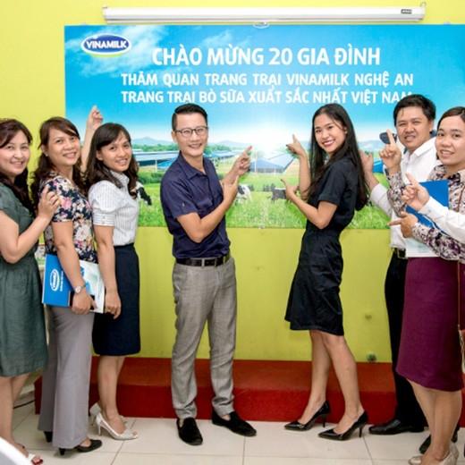 Háo hức chuẩn bị thăm Trang trại xuất sắc nhất Việt Nam