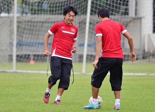 HLV Miura công bố danh sách cầu thủ tập trung SEA Games 28