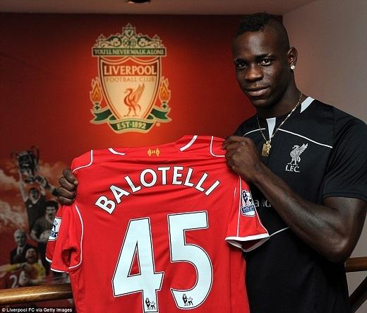 Một bàn thắng của Balotelli tại Premier League trị giá tới 660 tỷ