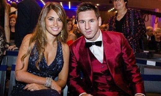 Messi sắp đón quý tử thứ 2 chào đời