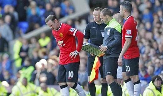 Sốc: Rooney và Robben sẽ nghỉ thi đấu hết mùa giải
