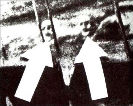 Sởn gai ốc 10 bức ảnh bí ẩn đến nay vẫn chưa có lời giải