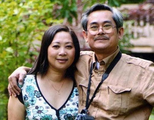 Nghệ sĩ ưu tú Anh Dũng và vợ Phương Thanh khi còn sống. - Tin sao Viet - Tin tuc sao Viet - Scandal sao Viet - Tin tuc cua Sao - Tin cua Sao