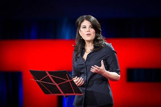 """""""Chúng ta hay nói nhiều về quyền tự do ngôn luận, nhưng chúng ta cần nói nhiều hơn về trách nhiệm của chúng ta với tự do ngôn luận"""", Monica Lewinsky trong bàithuyết trình Cái giá của sự nhục nhã mang nhiều giá trị nhân văn."""