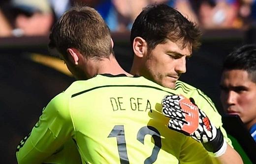 """Real Madrid ra """"tối hậu thư"""" cho De Gea"""