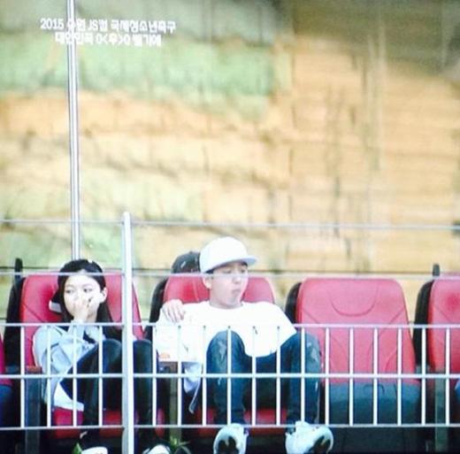 Lộ ảnh hẹn hò của sao nhí Kim Yoo Jung và Baro (B1A4)?