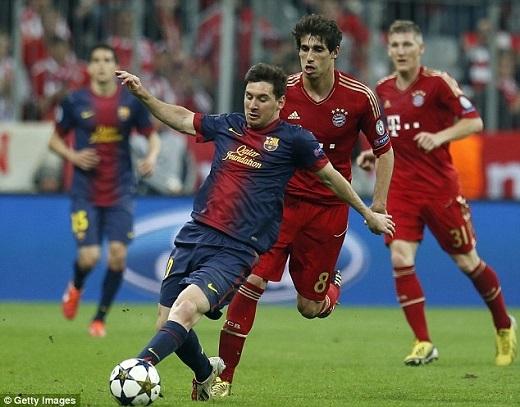 Barcelona vs Bayern Munich: Quyết đòi nợ