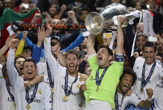 Real Madrid trở thành đội bóng giá trị nhất thế giới