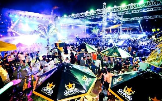 Escape NEXT>> Invasion 2015 - Bữa tiệc sôi động và mát lạnh không thể bỏ lỡ trong dịp hè