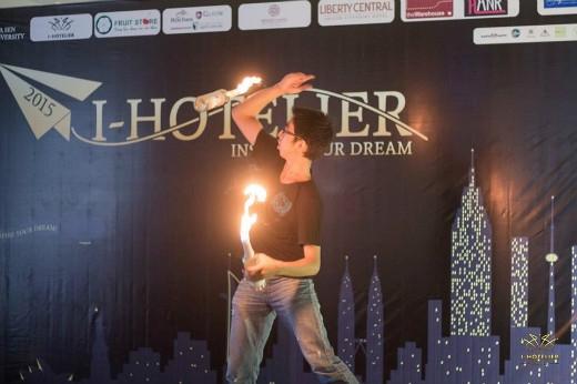 Họp báo cuộc thi I-HOTELIER 2015