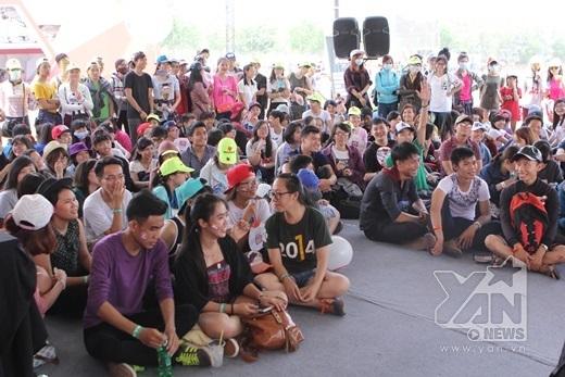 Giới trẻ Sài Gòn giải nhiệt tưng bừng cùng cơn lốc YAN Beatfest 2015
