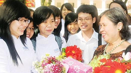 Nghẹn ngào những nỗi niềm mang tên học sinh cuối cấp
