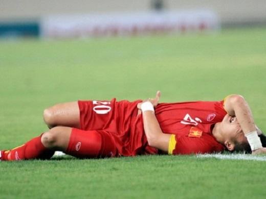 Tuấn Anh nhiều khả năng không thể tham dự SEA Games 28 vì chấn thương