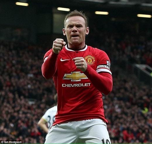 """Vừa sang M.U, Depay đã """"lấy lòng"""" Rooney"""