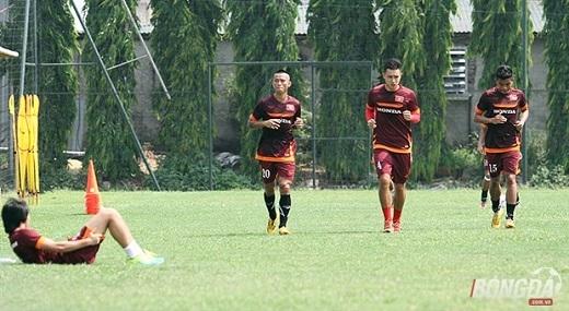 Cầu thủ U23 Việt Nam: 'Không ngán Malaysia, chỉ ngại Thái Lan'