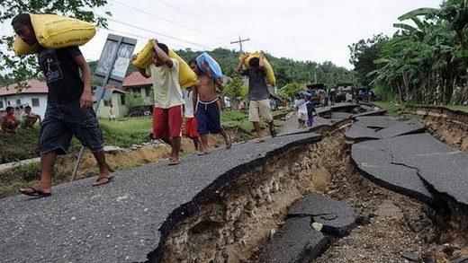 """Bí ẩn những """"điềm báo"""" trước cơn động đất"""