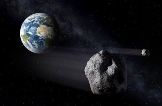Hôm nay, Trái đất lại bị đe dọa bởi thiên thạch?