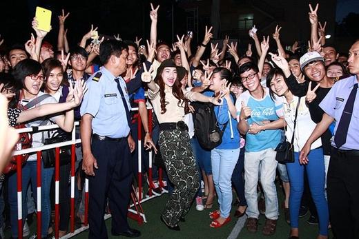 Những sao Việt được săn đón không kém cạnh sao Hàn - Tin sao Viet - Tin tuc sao Viet - Scandal sao Viet - Tin tuc cua Sao - Tin cua Sao