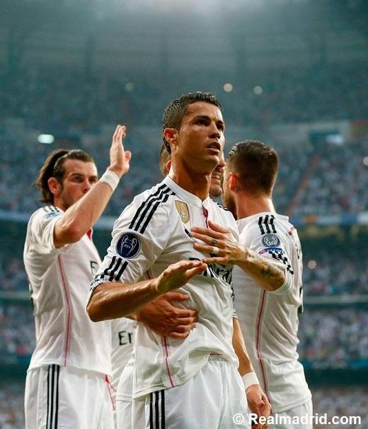 Real Madrid chính thức thành cựu vương, lời nguyền không được hóa giải