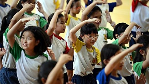 Học sinh Singapore dẫn đầu thế giới về trình độ Toán và Khoa học.