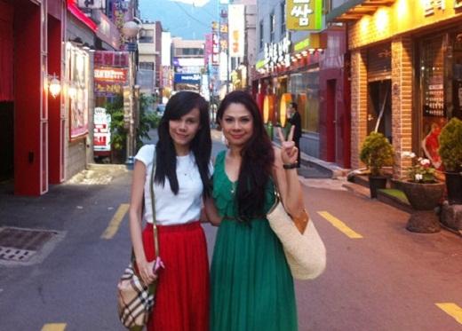 Thanh Thảo cùng em gái Thụy Anh - Tin sao Viet - Tin tuc sao Viet - Scandal sao Viet - Tin tuc cua Sao - Tin cua Sao