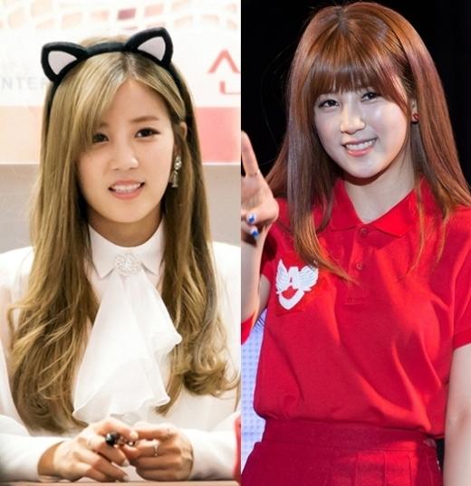 Là trưởng nhóm và chị cả của Apink, khi trở lại với mái ngang đáng yêu, Chorong khiến các fan thích thú với vẻ trẻ trung và mới mẻ của mình, thậm chí còn ngỡ cô nàng là em út của nhóm.