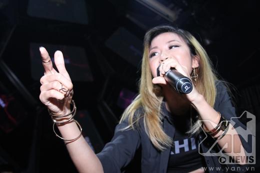 Suboi có phần trình diễn cực ấn tượng cùng DJ quốc tế Short Kut - Tin sao Viet - Tin tuc sao Viet - Scandal sao Viet - Tin tuc cua Sao - Tin cua Sao