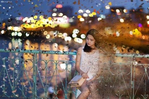 Rộ mốt chụp hình theo phong cách tan biến của giới trẻ Việt