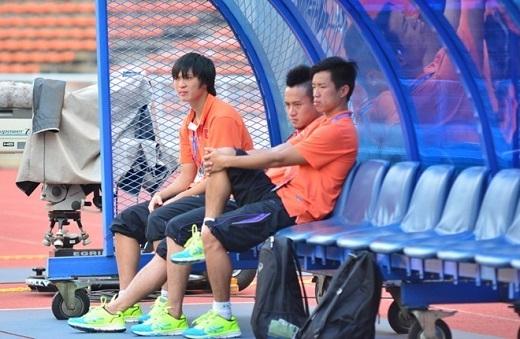 Ronaldo Việt Nam Phi Sơn kịp hồi phục cho SEA Games 28