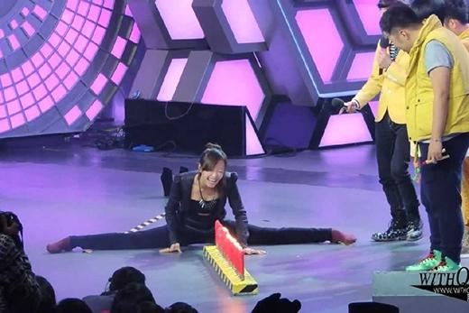 Choáng với cơ thể dẻo dai của mỹ nhân Kpop