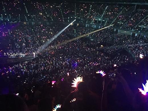 13.000 khán giả cháy hết mình cùng Katy Perry.
