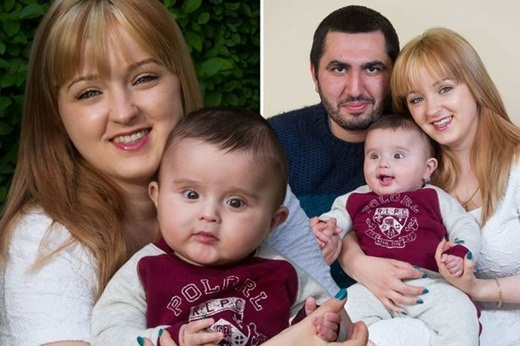 Em bé được sinh ra với bộ gen thiết kế tránh 200 bệnh