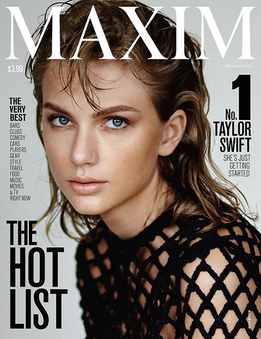 """Taylor Swift trở thành nghệ sĩ """"hot"""" nhất năm 2015"""