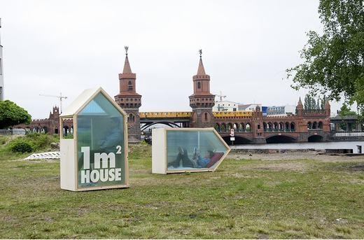Căn nhà 1 m2 ở Đức
