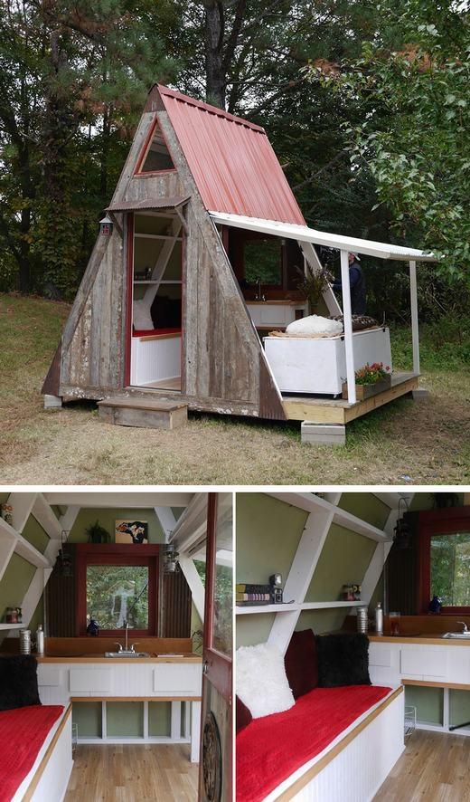 Một ngôi nhà độc đáo ở Tennessee