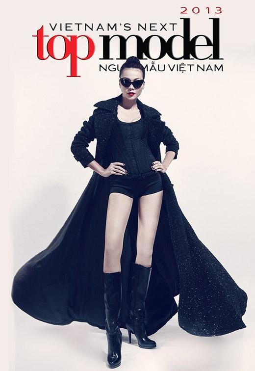 Xuân Lan, Thanh Hằng trên poster của hai mùa giải.