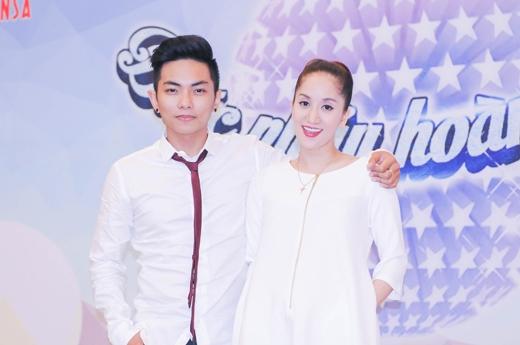 Phan Hiển và Khánh Thi