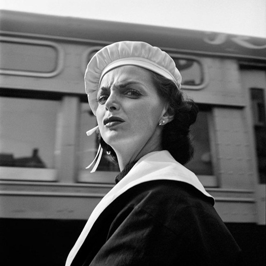 Có thể thấy rõ sự hiện diện và cảm nhận được cảm xúc của những nhân vật trong những ảnh chụp của bà Vivian.